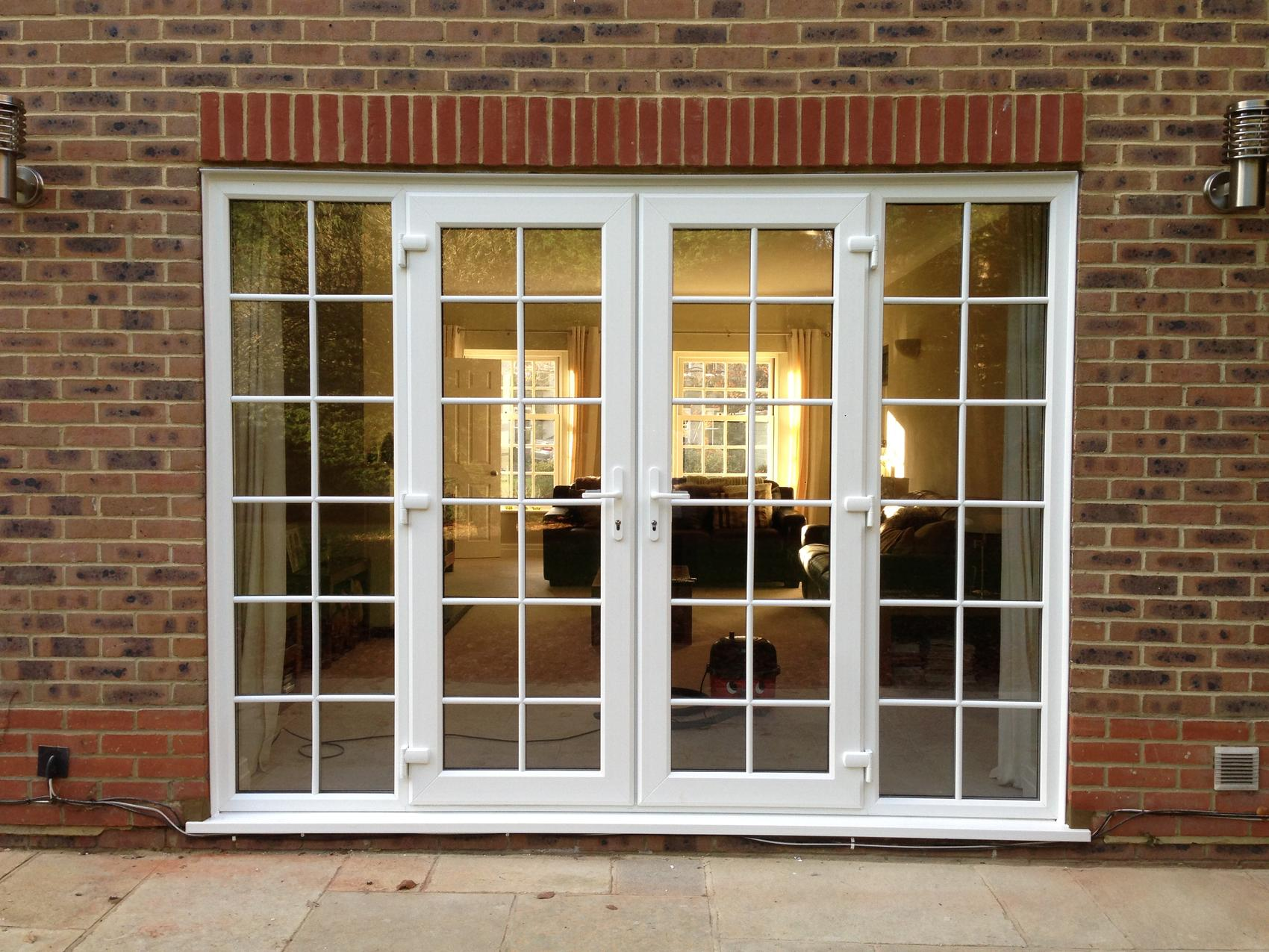 French doors trade supplier manufacturer of energy for French window