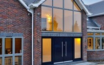 Aluminium windows supplied in Surrey