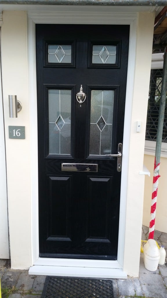 Built To Order Supply Only Trade Composite Doors Uk