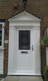 Groovy Composite Doors Front Amp Back Doors Residential Doors Door Handles Collection Olytizonderlifede