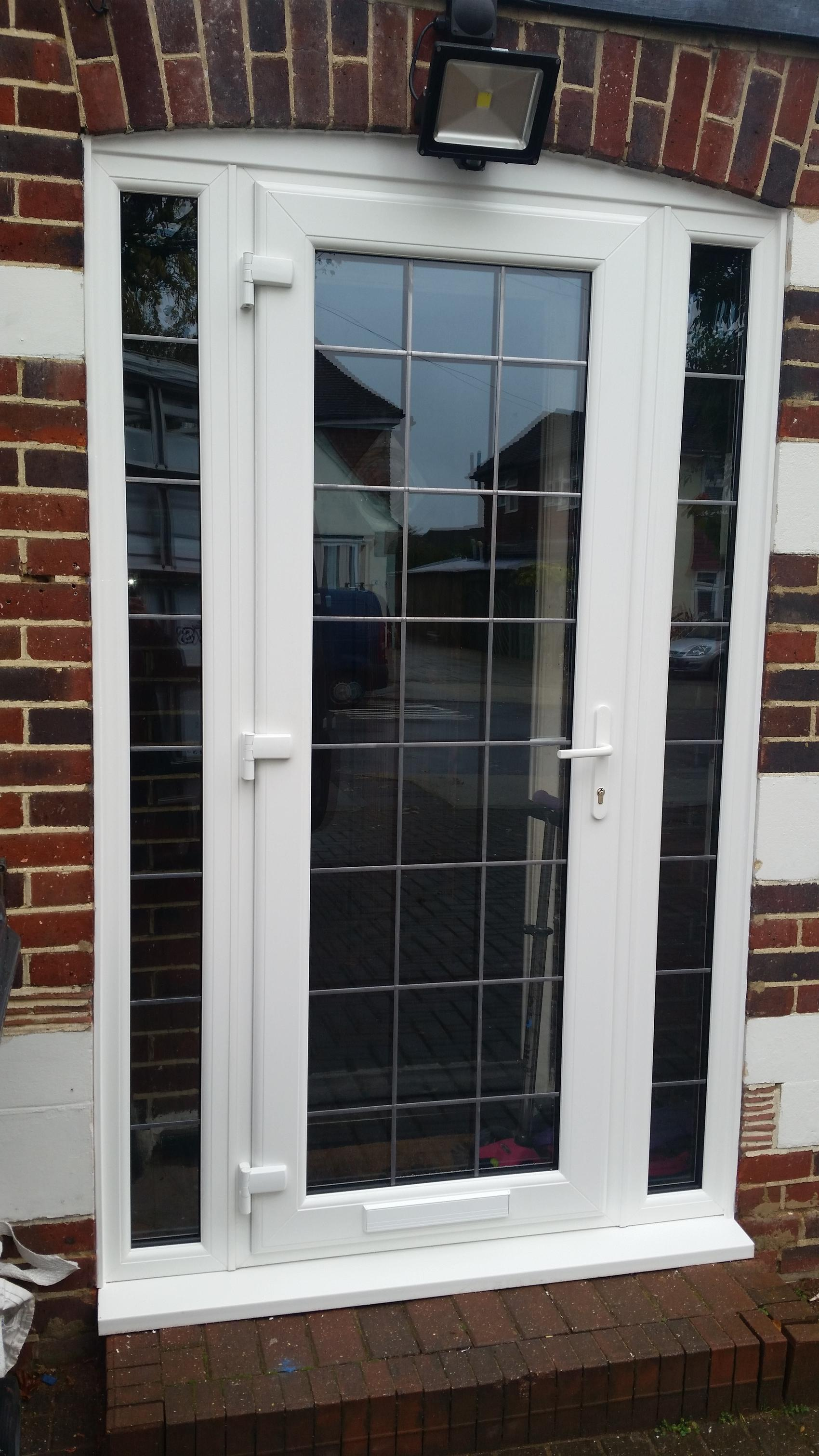 Upvc Door Company : Built to order supply only trade composite doors uk