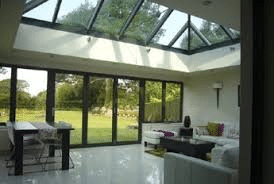 New roof lantern guides - why choose aluminium for your new roof lantern
