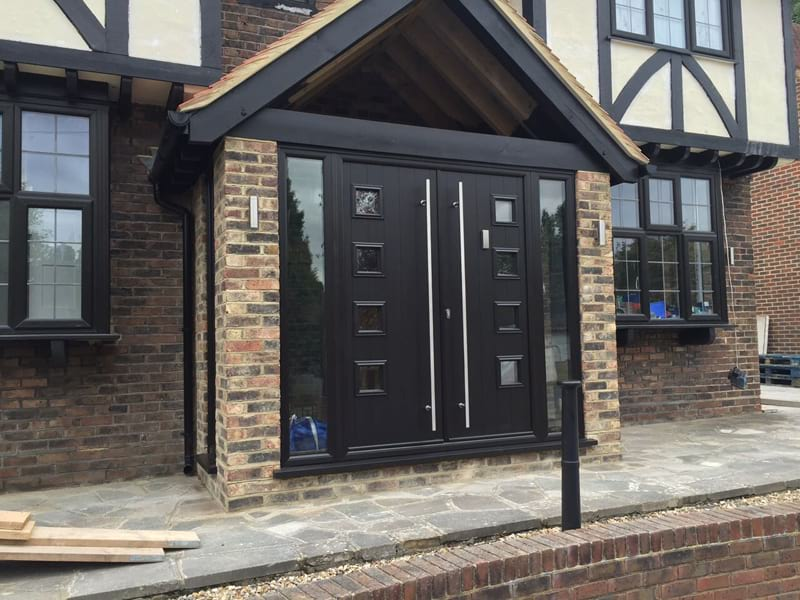 check out bdbb6 a6c05 Built to order, supply only, trade composite doors UK