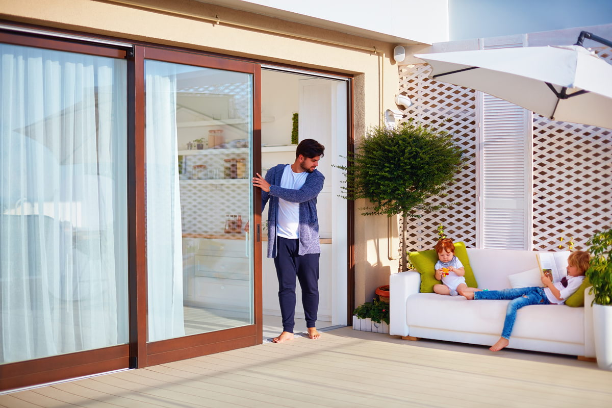 Patio door guides: French doors vs sliding doors | Your Price Windows