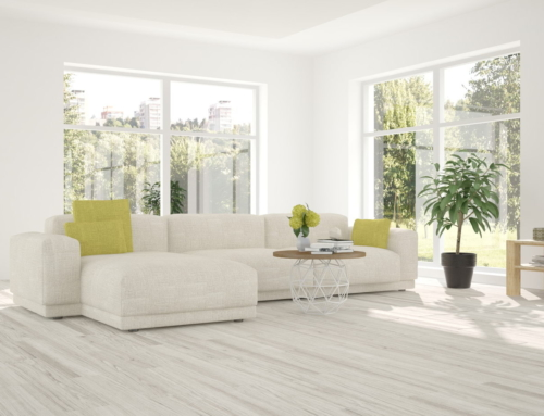 How to Open Up Your Rooms with Slimline Windows