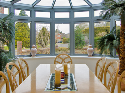 Here are some of the factors to carefully consider when designing a conservatory. Includes planning permission, materials, light & energy efficiency. Use a specialist to plan the conservatory installation from start to finish.