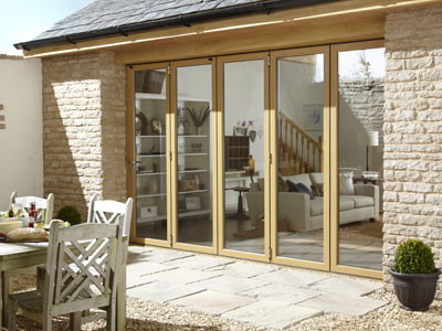 Made to Measure Bifolds from Window & Door Specialist