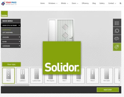 door designer solidor - Composite Doors