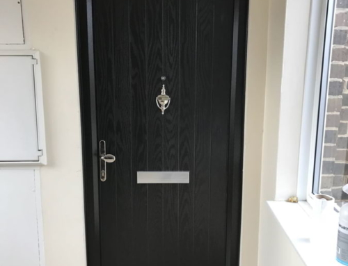 How to Choose a New Front Door for Your Flat