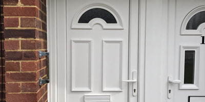 Traditional uPVC doors supplied and fitted in Surrey