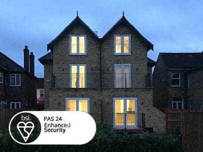 PAS24 enhanced window security supplier South London