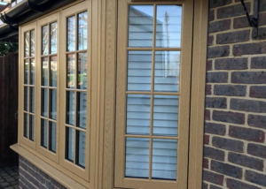 New window & doors for property refurbishments - Wallington services