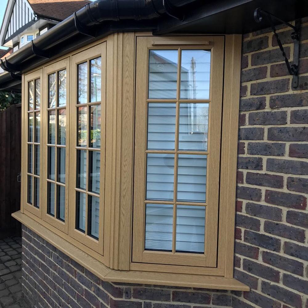 New window & doors for property refurbishments - Wallington services