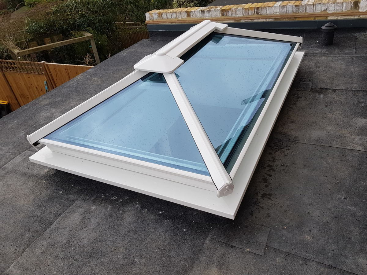 Roof Lantern installation team in Kew