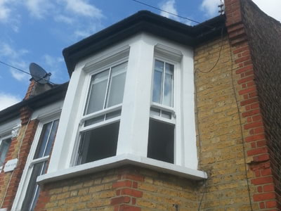 Sash windows supplied and fitted in South London